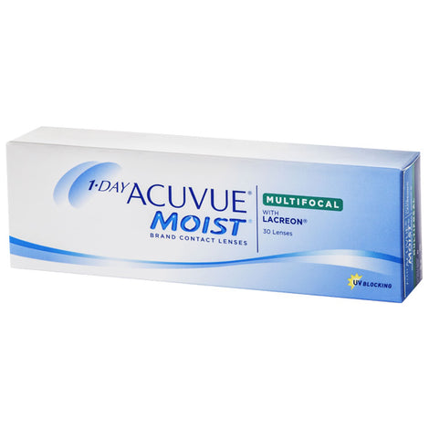 Acuvue Moist Multifocal (30 PCS.)-