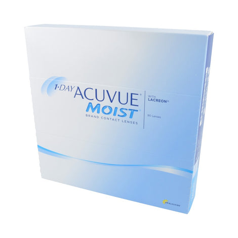 1 Day Acuvue Moist (90 PCS.)-