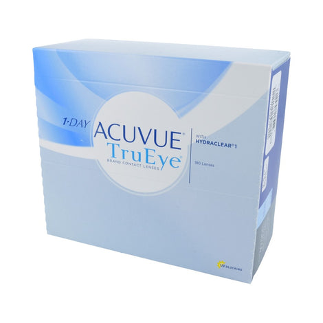 1 Day Acuvue Trueye (180 PCS.)-