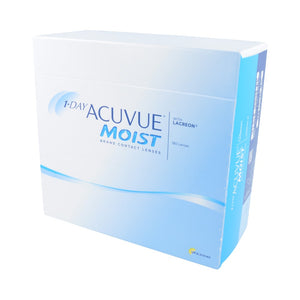 1 Day Acuvue Moist (180 PCS.)-