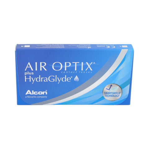 Air Optix Hydraglide (6 PCS.)-