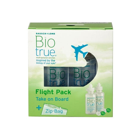 Biotrue Flight Pack 2x60 ml.-