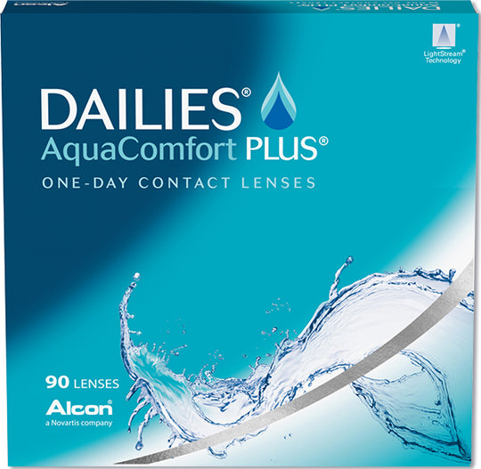 Dailies Aqua Comfort Plus (90 PCS.)