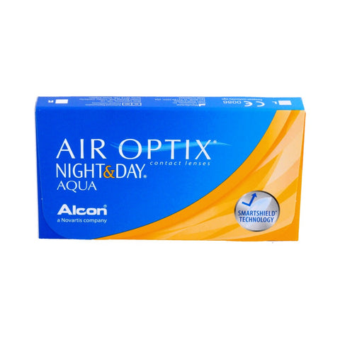 Air Optix Night & Day Aqua (6 PCS.)-