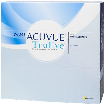 1 Day Acuvue Trueye (90 PCS.)-