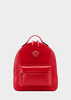 VERSACE PALAZZO NAPPA LEATHER BACKPACK
