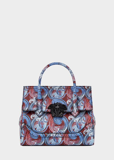 VERSACE FLUID BAROQUE PALAZZO EMPIRE BAG
