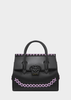 VERSACE PALAZZO EMPIRE CROSS STITCH BAG
