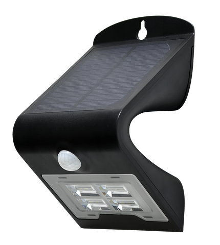 260 Lumen Solar-powered Wall Light