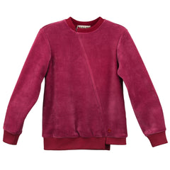Sweatshirt Oki raspberry