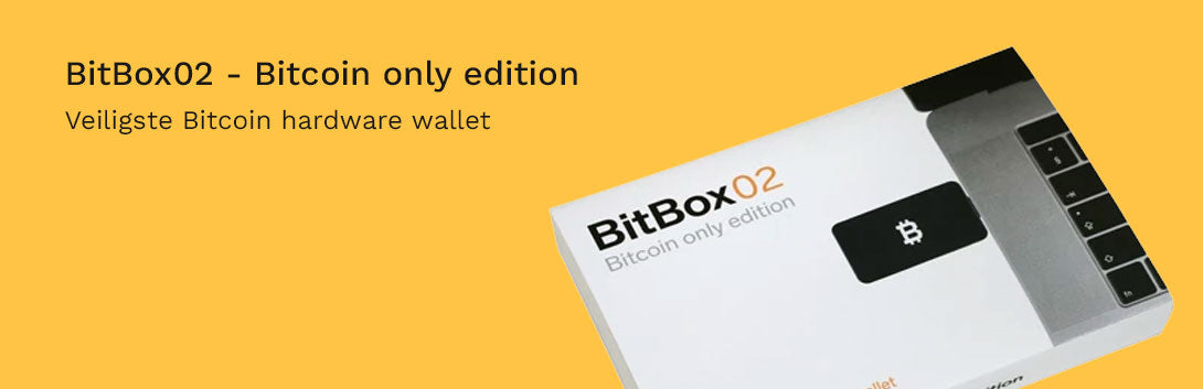 BitBox02 - Bitcoin only