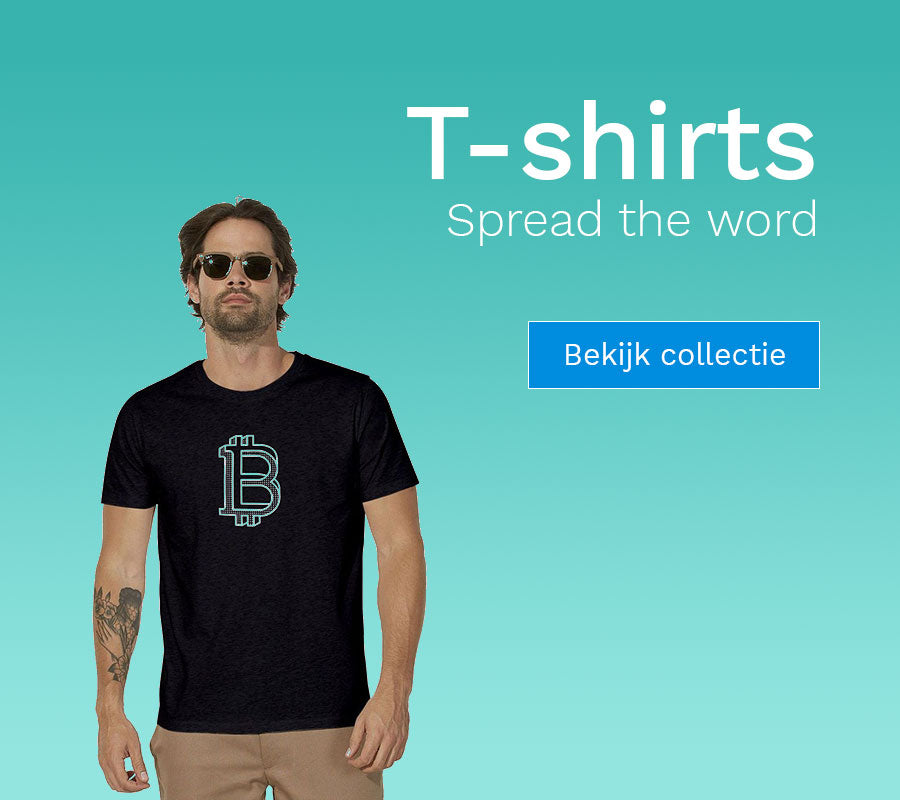 T-shirts crypto collectie