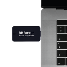 BitBox02 - Bitcoin only edition