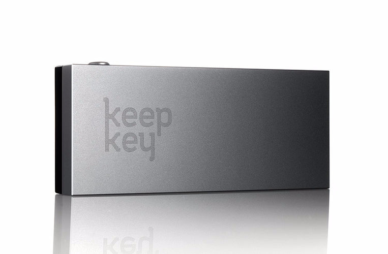 KeepKey cover