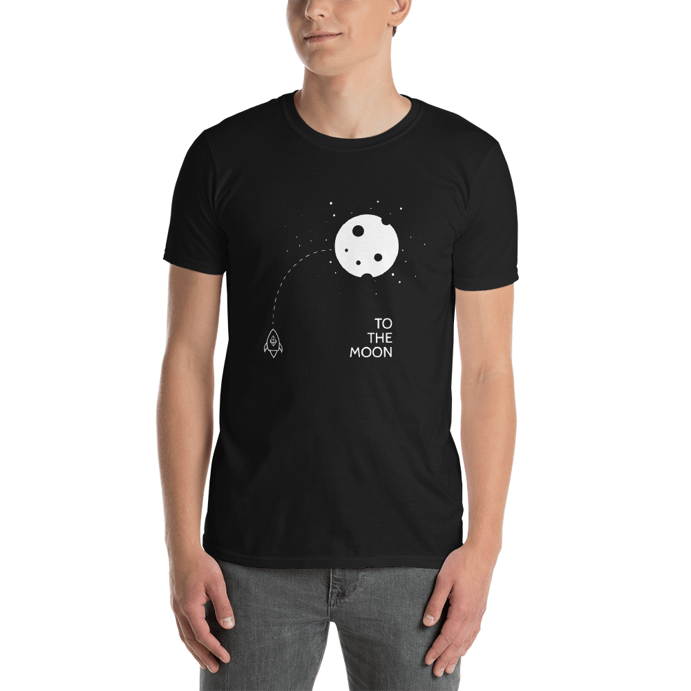 To The Moon crypto T-shirt