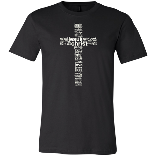 Jesus Cross Unisex T-Shirt