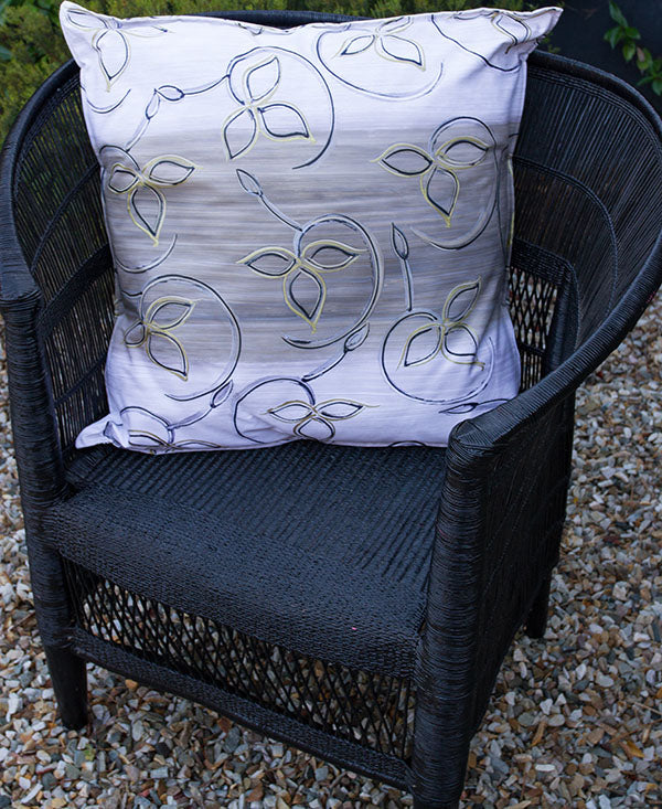 Gold Leaf Scatter Cushion