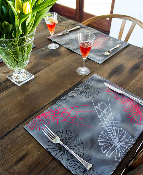 Windmills Placemats