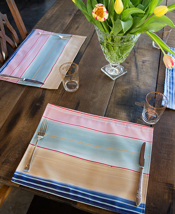 Candy Stripe Placemats