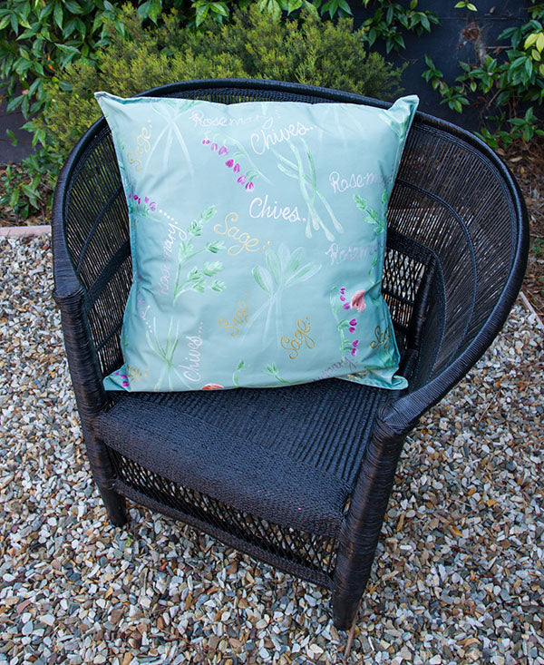 Herbs Scatter Cushion