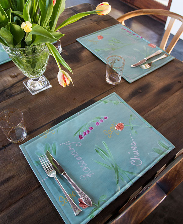 Herbs Placemats