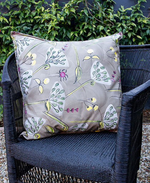Agapanthus Scatter Cushion