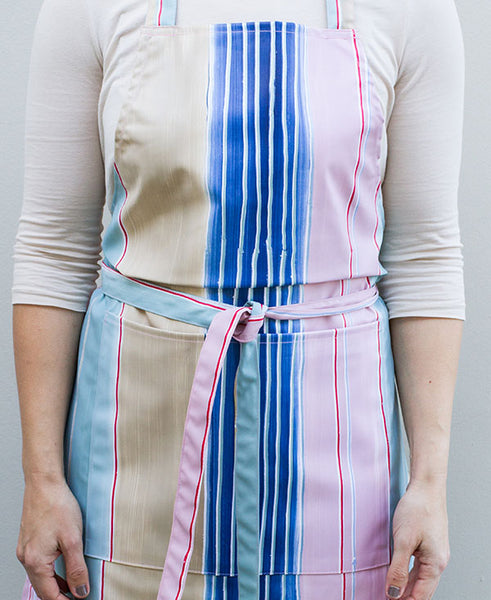 Candy Stripe Apron
