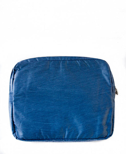 Denim Blue Tech Bag