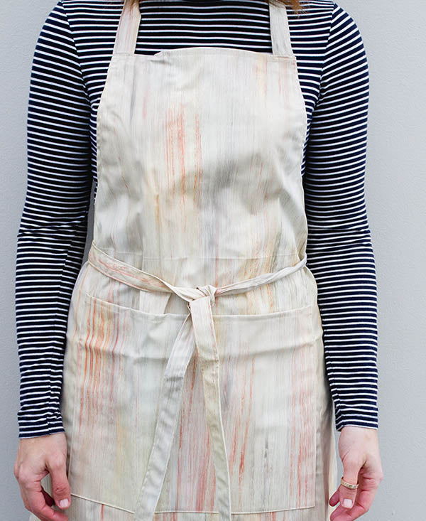 Neutral Tones Apron