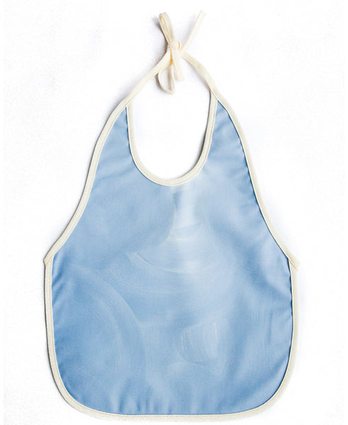 Fun Blue Baby Bib