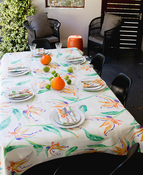 Strelitzia Tablecloth