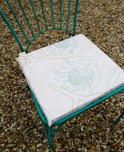 Protea Chair Cushion