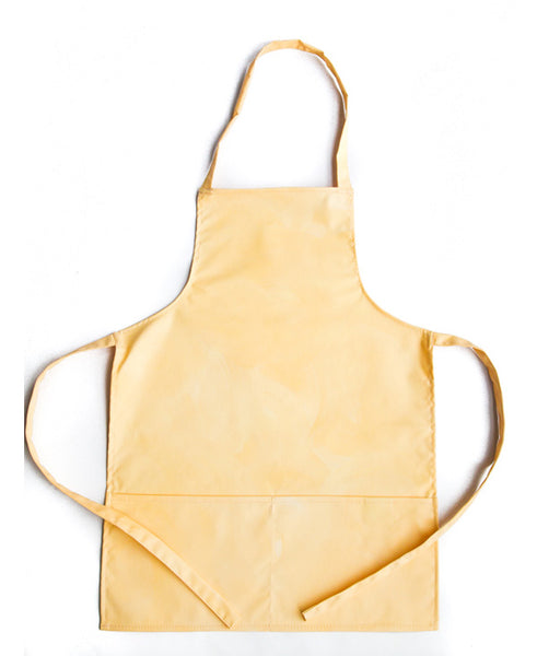 Fun Cream Kids Full Apron