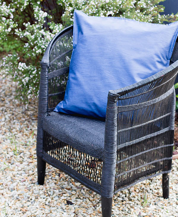 Denim Blue Scatter Cushion