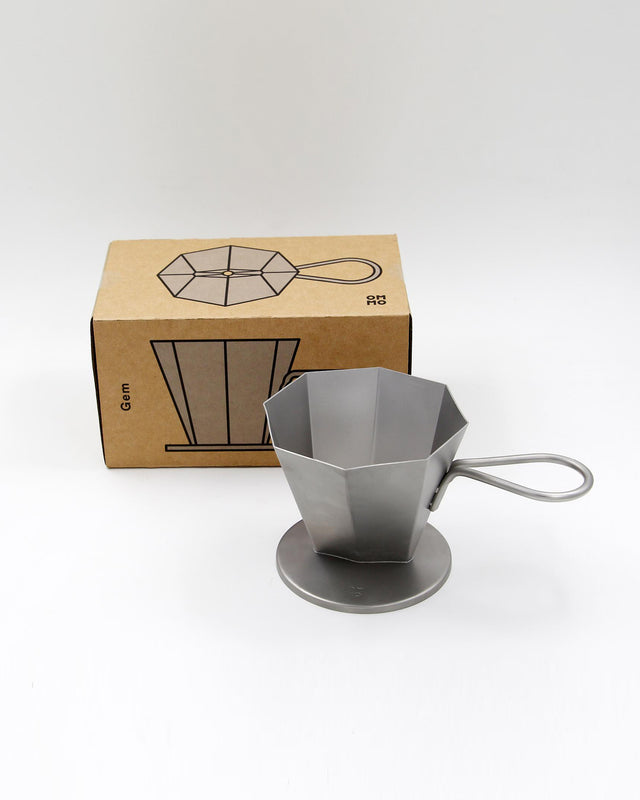 Gem dripper / Filtro de café Gem