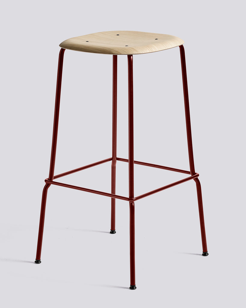 Taburete Soft Edge 30| Soft Edge 30 Bar stool