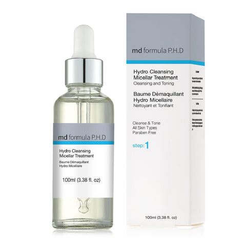 MD Formula P.H.D Hydro Cleansing Micellar Treatment 100ml