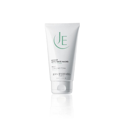Jean d'Estrees  Essential Pearly Cleansing Foam 150ml