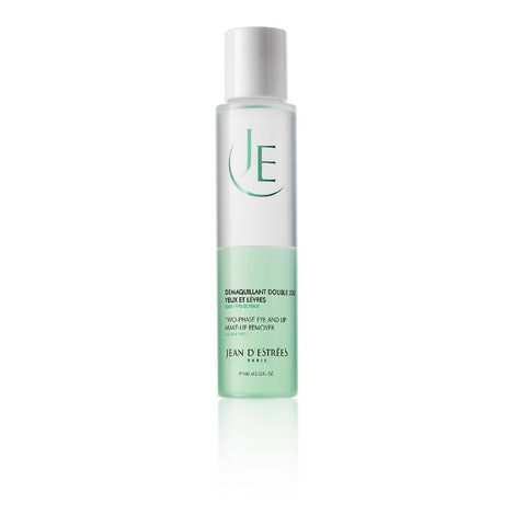 Jean d'Estrees  Essential Two Phase Eye and Lip Make Up Remover 100ml
