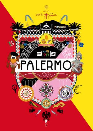 Palermo Poster 50x70cm