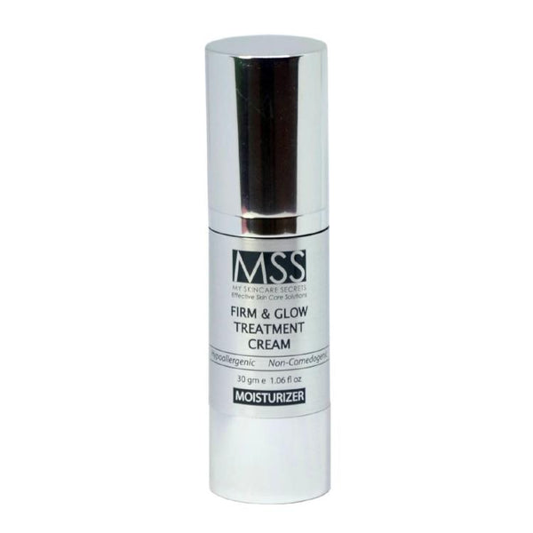 Firm & Glow Treatment Cream