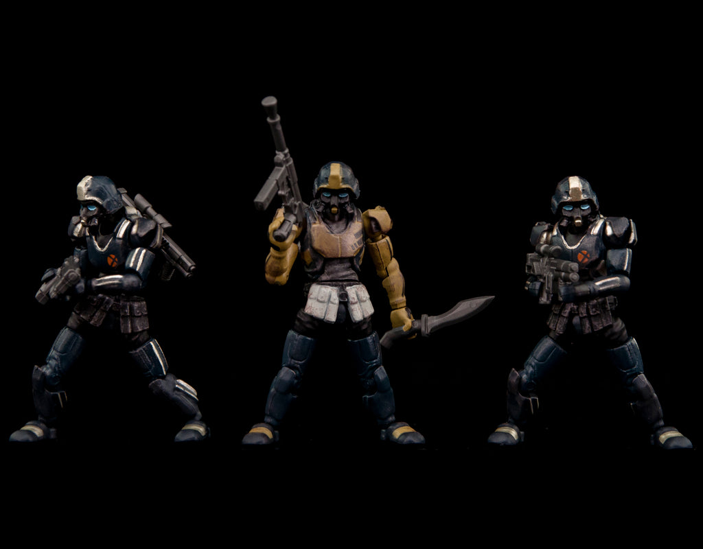 WAVE 3B - Abaddon Trooper Set (AVAILABLE IN JAN 2019)