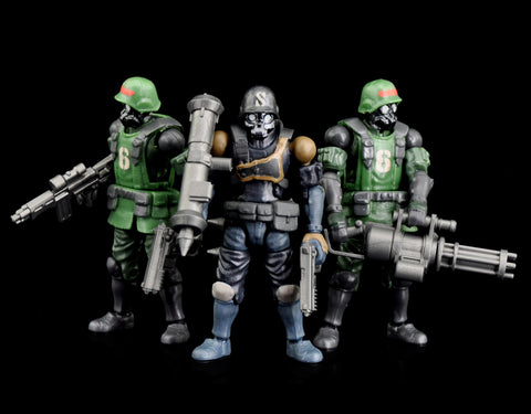 WAVE 1 - K6 Jungle soldier set (9.27 instock)
