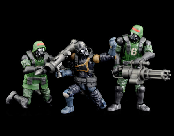 WAVE 1 - K6 Jungle soldier set