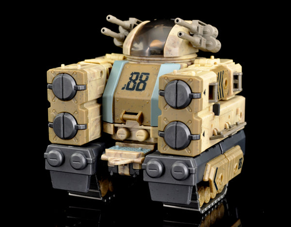 WAVE 1 - Sand Deluxe set (Stronghold ST1s, Speeder MK1s)