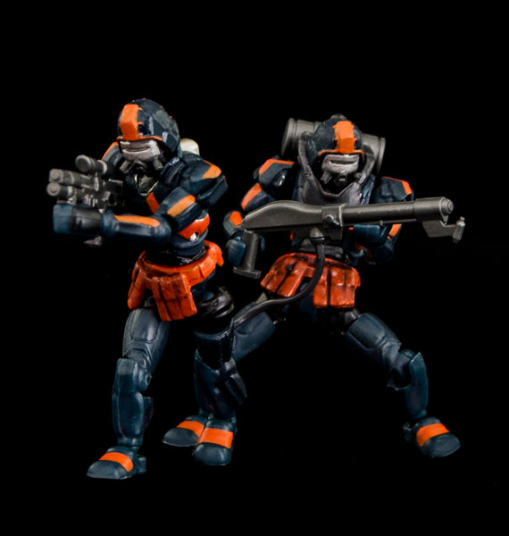 WAVE 4A - Abaddon Flame Trooper Set (Pre-Order)