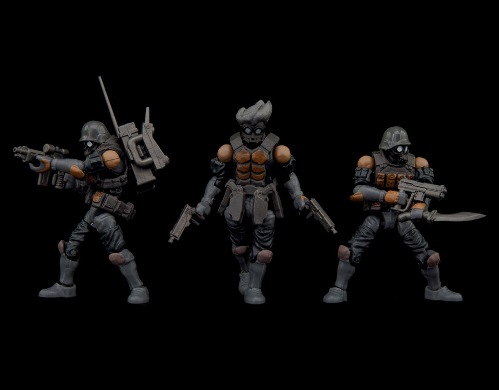 WAVE 3A - Bucks Team Trooper Set (PRE ORDER)