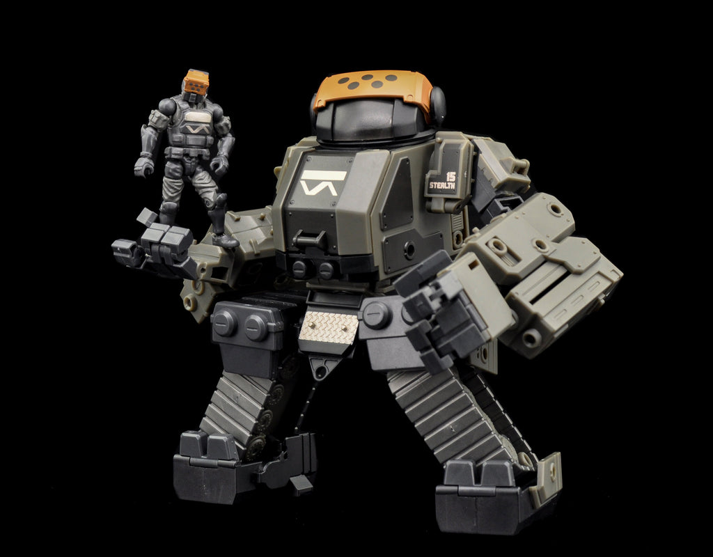 Wave 0 - Stealth Stronghold St2E Set Stock