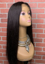 Brazilian Mink Straight (HD) Closure 4X4 Wig