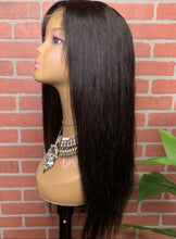 Brazilian Mink Straight (HD) Frontal 13X4  Wig